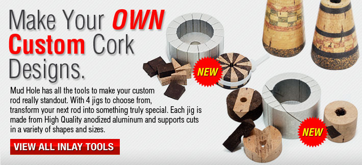 New Cork Slicing Jigs